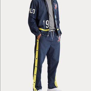 Ralph Lauren Stadium Indigo Tear Away Pants